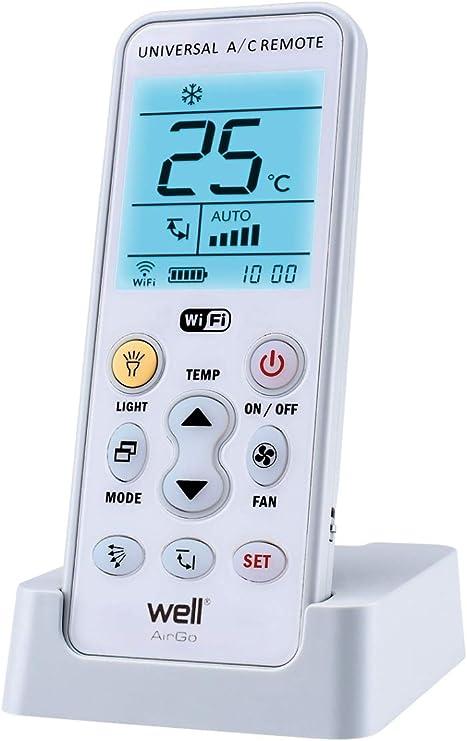 Smart Wifi Universal Fernbedienung Für Die Klimaanlage Elektronik