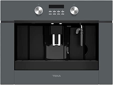 Teka Maestro Máquina de café en cápsulas 1.2L Negro cafetera ...