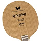 Butterfly Petr Korbel Table Tennis Blade - 5-ply