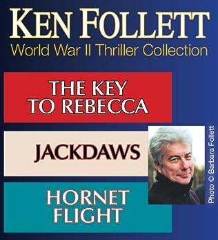 book cover of Ken Follett: World War II Thriller Collection