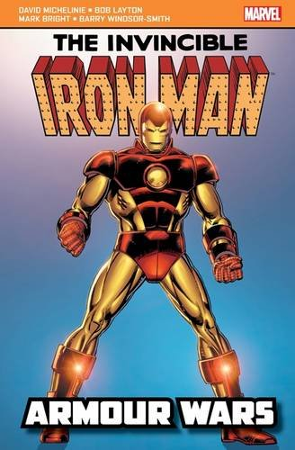 Iron Man: Armour Wars (Marvel Pocketbooks) ()