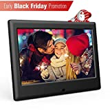 DBPOWER HD Digital Photo Frame IPS LCD Screen w/ Remote Control Deal (Small Image)