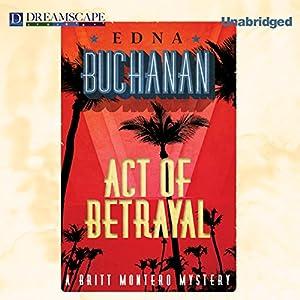 Act of Betrayal Audiobook