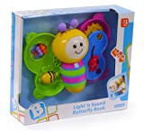 BKids Light 'N Sound Butterfly Book, Baby & Kids Zone
