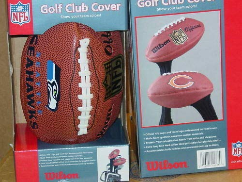 McArthur NFL Seattle Seahawks Football Headcover, New