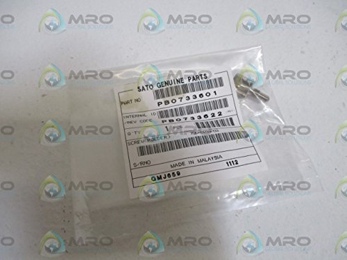 (SATO PB0733601 Screw Holder New in A Factory Bag)