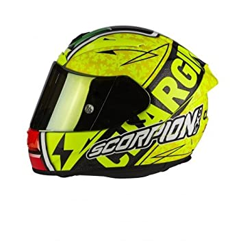Scorpion Casco Moto exo-2000 Evo Air Bautista Replica III, multicolor, ...