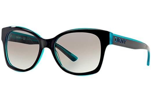 Amazon.com: DKNY dy4132 anteojos de sol 368511 – 55 – azul ...