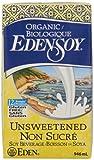 Eden Foods Organic Unsweetened Soy Milk,, 946 ml