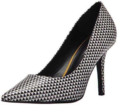 NINE WEST nwJACKPOT - Zapatos para mujer Negro/Blanco