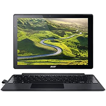 Acer NT.LCDAA.014 Switch Alpha 12-inch Touch 2-in-1 Laptop With Detachable Keyboard (2.5Ghz Intel Core I7-6500U, 8 GB, 256 GB SSD, Windows 10)