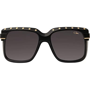 fc93d41c3c Image Unavailable. Image not available for. Color  Cazal Vintage 680-301  Shiny Black Limited Edition Shiny Black Gold Grey 56
