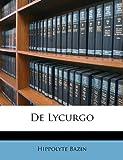 De Lycurgo, Hippolyte Bazin, 1149025697