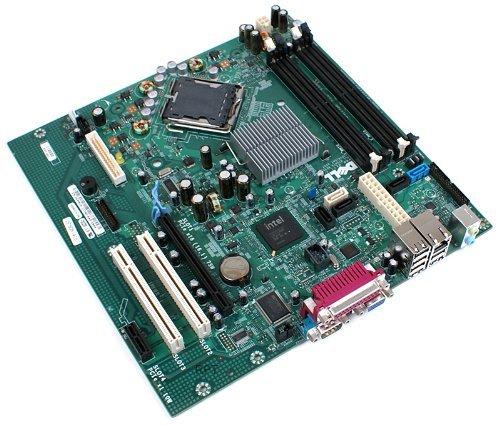 Genuine Dell GM819 JR271 Y255C GM816 Optiplex 755 Small Mini Tower SMT Socket755 Intel Logic Main System Board Motherboard Compatible Part Numbers: GM819, JR271, Y255C, GM816 (Certified Refurbished)