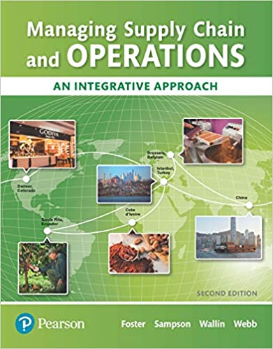 quality design 74e3b 72e43 Amazon.com: Managing Supply Chain and Operations: An ...