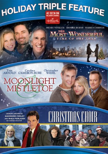 (Holiday Triple Feature: The Most Wonderful Time of the Year/ Moonlight & Mistletoe/ The Christmas Choir)