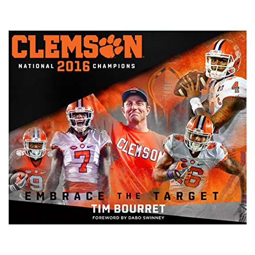 Clemson University: 2016 National Champions cover