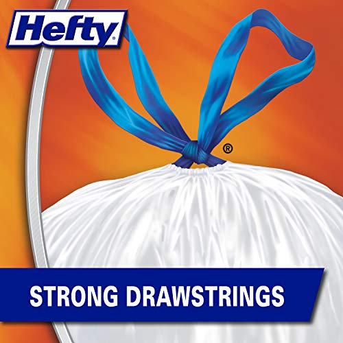 Hefty Strong Tall Kitchen Trash Bags - 13 Gallon, 120 Count