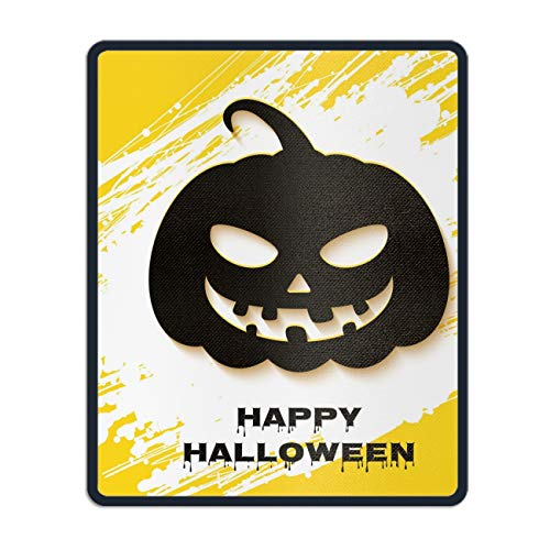 Happy Halloween Mouse pad Gaming Mouse pad Mousepad Nonslip Rubber Backing -