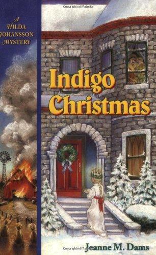 book cover of Indigo Christmas