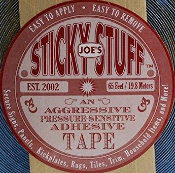 Joe's Sticky Stuff 3/4