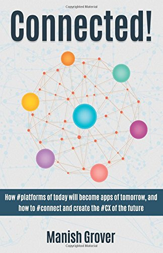 Read Online Connected!: How #Platforms of Today Will Become Apps of Tomorrow ebook