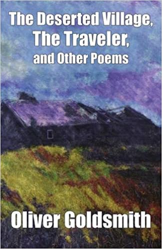 Book The Deserted Village, The Traveler, and Other Poems