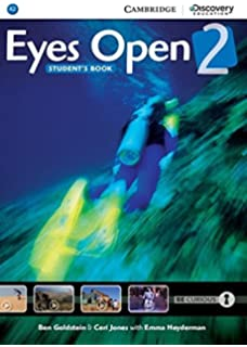 Eyes Open Level 2 Workbook with Online Practice (Dutch Edition)