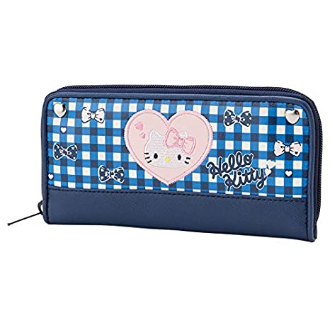 53692cacb Amazon.com: Hello Kitty children's long wallet wallet check Sanrio  admission admission kindergarten school bags series: Toys & Games