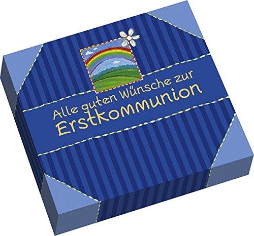 Alle guten Wünsche zur Erstkommunion: Box mit 6 Magneten