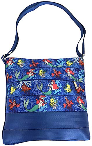 Disney Harveys The Little Mermaid Streamline Crossbody Bag Purse