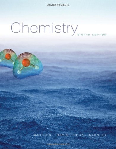 Chemistry (with CengageNOW Printed Access Card) (Available Titles CengageNOW)