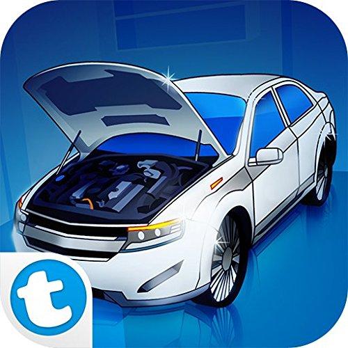 car-repair-3d-download