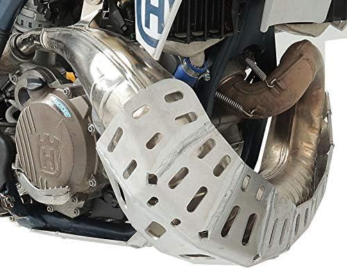 Sabot Protection Moteur Husqvarna Te 300 i 250 i 17-19 Aluminium Protege Pot