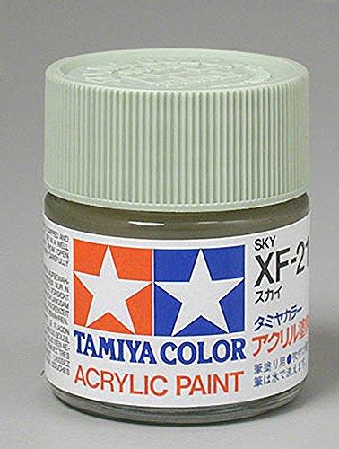 Tamiya Acrylic XF21 Flat, Sky