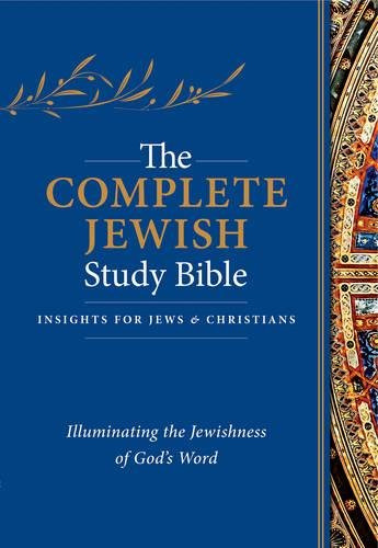 Tree Bible Life Of - The Complete Jewish Study Bible: Illuminating the Jewishness of God's Word; Hardcover Edition