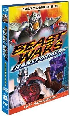 Transformers: Beast Wars Seasons 2 & 3 [DVD] [Region 1] [US Import] [NTSC]