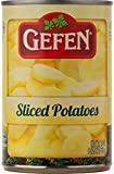 Gefen Sliced Potatoes Kosher For Passover 15 Oz. Pack Of 3.
