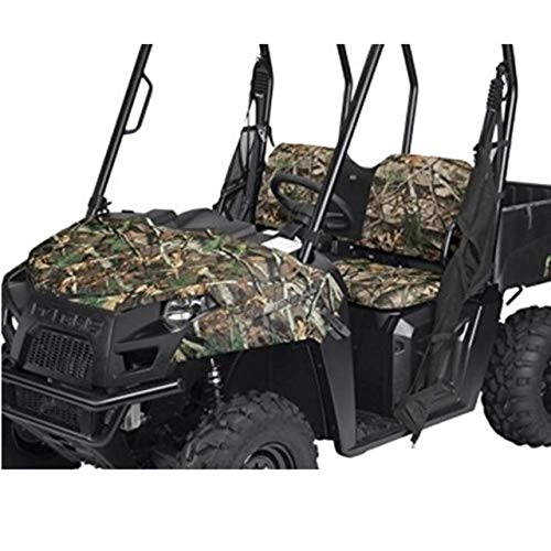 - Classic Accessories UTV Bench Seat Cover Kawasaki Mule 4000 4010, Camo, 18-133-016003-00