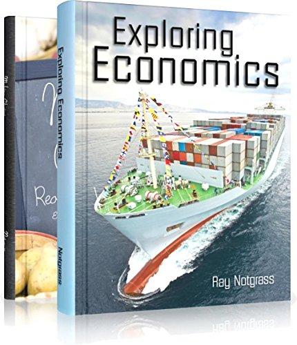 Notgrass Exploring Economics Curriculum Package NEW Hardcover 2016 - Highschool