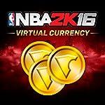 NBA 2K16 - 5000 VC - PS4 [Digital Code]