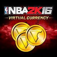 NBA 2K16 - 5,000 VC - PlayStation 3 [Digital Code]