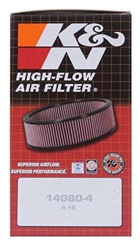 K/&N KA-2586 Kawasaki High Performance Replacement Air Filter