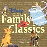 Disney the Little Big Book of Family Classics, Monique Peterson, 1932183167