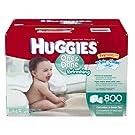 Huggies One & Done Refreshing Baby Wipes, 800 ct.