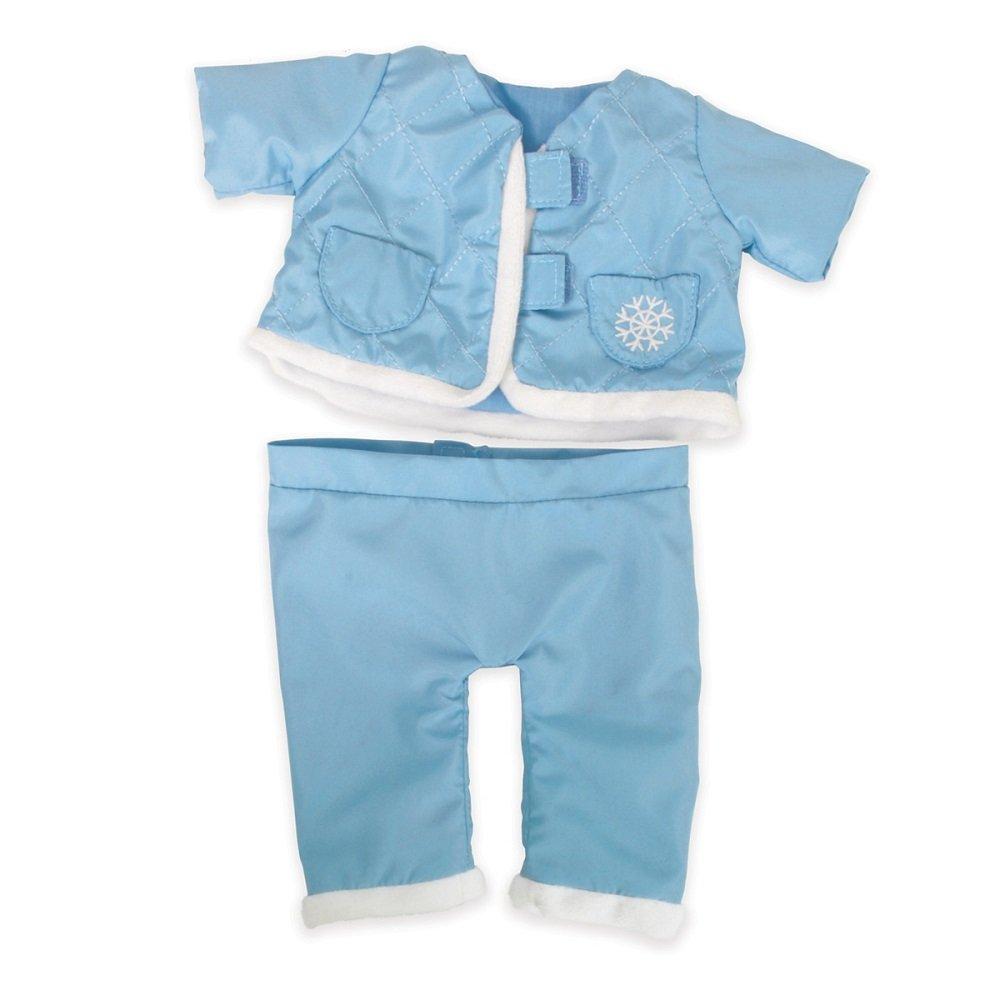 Manhattan Toy 148590 - Poupée - Baby Stella - Snow Days Suit Vêtements et Chaussures