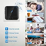 Wireless Caregiver Pager SOS Button - BISTEE