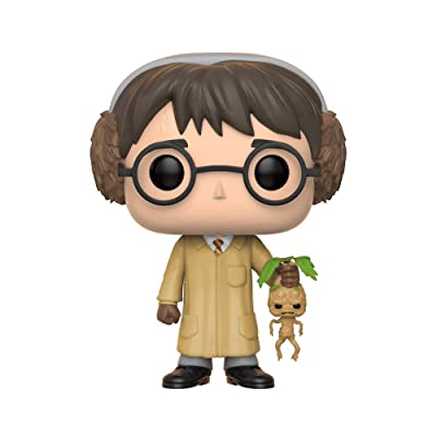 Funko POP!: Harry Potter - Harry Potter (Herbology), Multicolor: Toys & Games