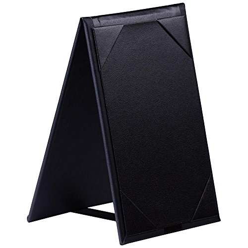 Yescom 4x6inches Double Sided Restaurant Leatherette