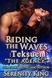 img - for Riding the Waves: TEKSUEN (The Agency Book 1) book / textbook / text book
